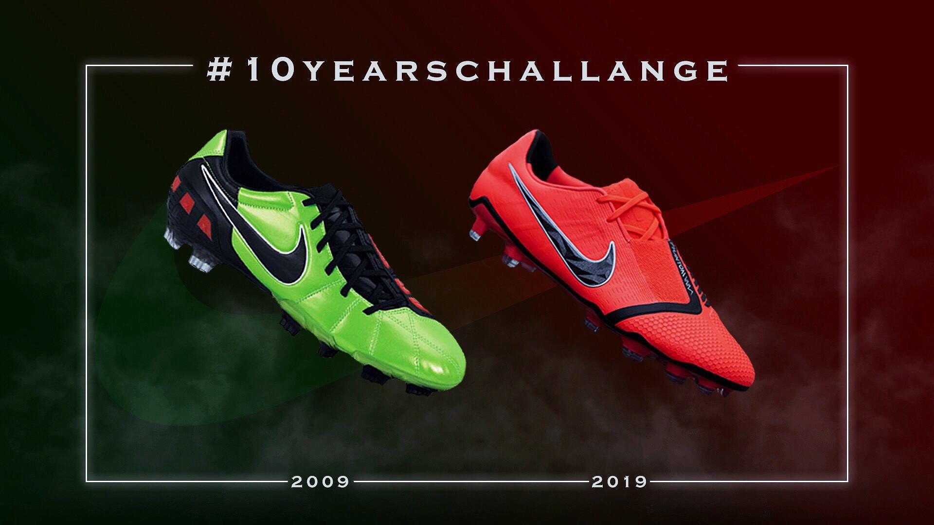 #10yearschallange – Focicipők 10 éve –  1. rész: NIKE