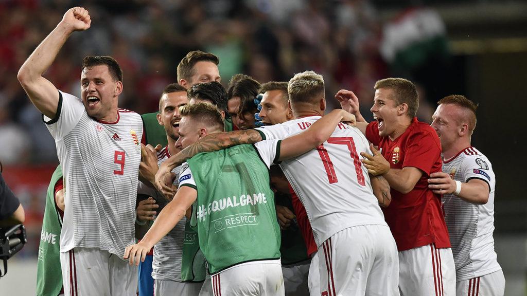 Magyarország – Wales: 1-0 – statisztikai elemzés