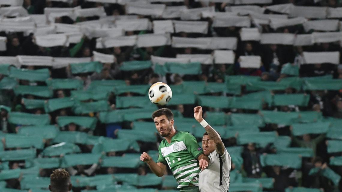Nagyarányú győzelemmel vágott vissza a Ludogorets a Ferencvárosnak