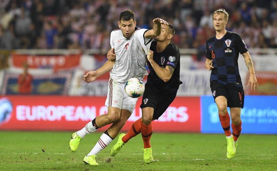 Esélyünk sem volt: súlyos egyéni hibákból kapott gólokkal szenvedtünk vereséget Splitben