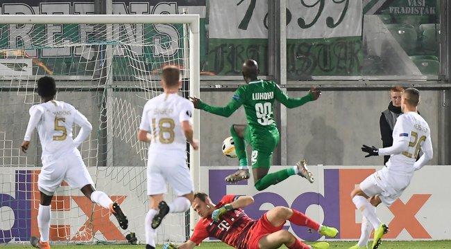 Döntetlent játszott, de kiesett az Európa-ligából a Ferencváros