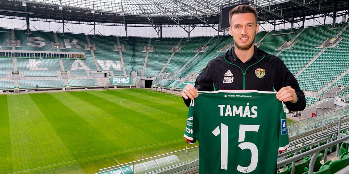 Tamás Márk: a válogatottban egy álom lenne játszani, de dolgozok érte keményen!